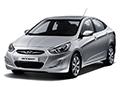 Car rental Odessa - Hyundai Accent